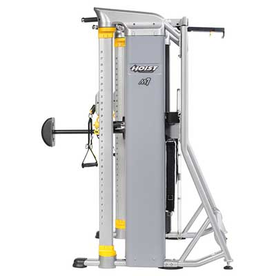 Mi7 Smith Machine Side View