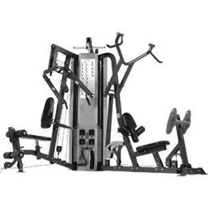 Hoist multi station gym