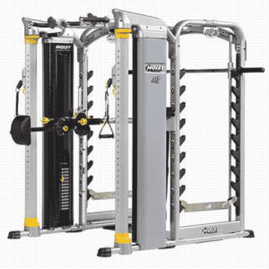 Mi7 Smith Machine 3/4 View