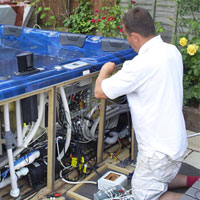 Outdoor Hot Tub Electrical Requirements