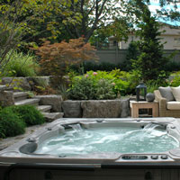 Where Can I Put A Hot Tub in My Garden?