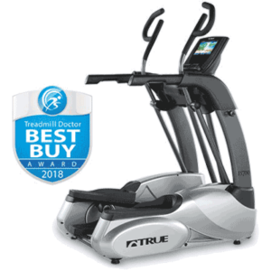 TRUE ES700 elliptical winner