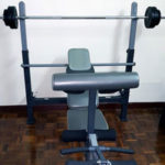 Can you Have a Weight Bench Upstairs?