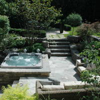 What are Garden Hot Tubs?