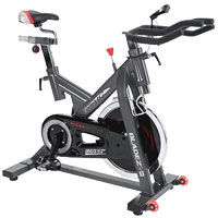 How Does a Spin Bike Work?