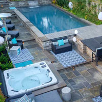 Can You Put Pool Chemicals in a Hot Tub
