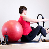 How to Use Stability Balls for Home Workout